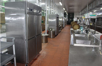 China Royal 4 - Star Hotel Commercial Kitchen Equipments / Professional Cooking Equipment proveedor