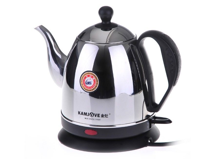 1500W Room Service Equipments , 1.5 Liter 304 Austenitic  Stainless Steel Electric Kettle